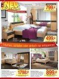 Schlafzimmer zum Neu - Möbel Jaeger - Seite 2