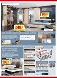 Schlafzimmer zum Neu - Möbel Jaeger - Seite 7
