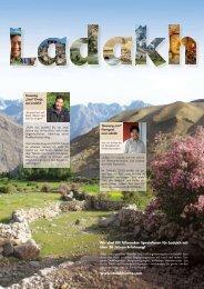 Von Spiti nach Ladakh - Weltweitwandern