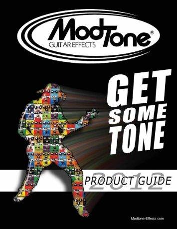 Printable Catalog - Modtone Effects