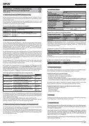 Ausgangsmodul (Art.-Nr. 561.502) - OPUS Schalter
