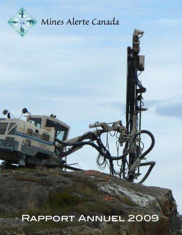 Rapport Annuel 2009 - MiningWatch Canada