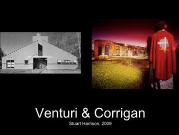 Venturi & Corrigan - Stuart Harrison