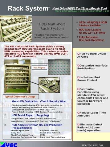 Test & Repair Brochure (PDF)