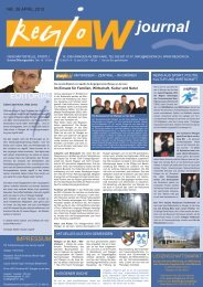 Nr. 26 / April 2012 - Regio W