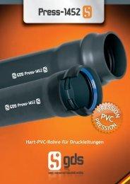 Hart-PVC-Rohre für Druckleitungen - Seiter Europe