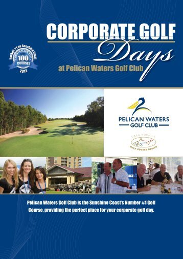 Corporate Golf Pack Electronic.ai - Pelican Waters Golf Club