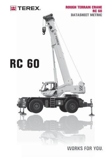 Rough Terrain Crane Application : Rc rough terrain crane cranes for sale