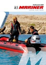 FourStroke - Mariner Outboards