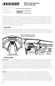 km livin' loud - Rock The Boat Audio Marine Stereo - Page 2