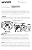 km livin' loud - Rock The Boat Audio Marine Stereo - Page 4