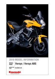 Versys / Versys ABS