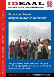 ideaal oktober 2005.pdf - PvdA Rotterdam