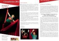 Circusferien 2012 - Circus Luna