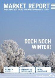 DOCH NOCH WINTER! - Hanseatic Brokerhouse