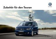 Zubehör für den Touran - Volkswagen