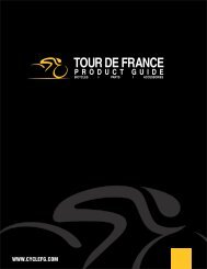 Tour De France Catalogue - Cycle Force Group