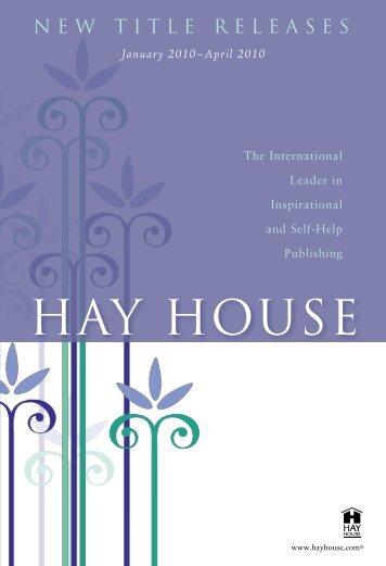 Hay House - Raincoast Books
