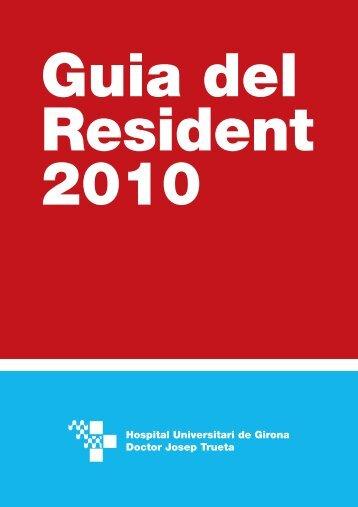 Guia del Resident - Generalitat de Catalunya