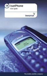 IsatPhone User Guide.pdf - GMPCS Personal Communications Inc.