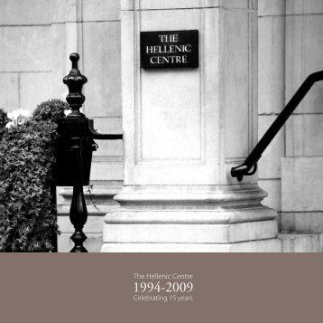 Download a PDF - The Hellenic Centre