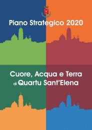 Piano Strategico 2020 Cuore, Acqua e Terra di Quartu Sant'Elena