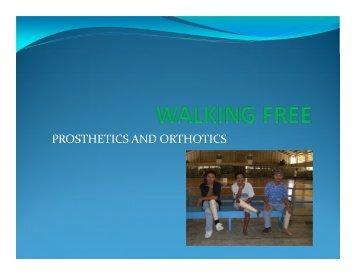 PROSTHETICS AND ORTHOTICS - City of Chesapeake