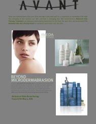 April 2012 - Avant Hair & Skin Care Studio
