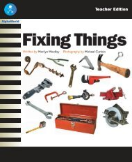 L22 TE Fixing Things