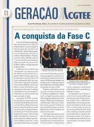 Boletim - Dezembro de 2005 - cgtee