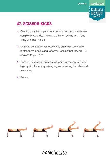 Noholita Pdf Body 2 Guide Bikini 0 srxtdCQhB