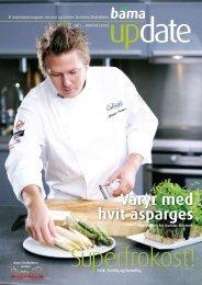 Oppskrifter fra Gunnar Hvarnes Frisk, freidig og fornuftig - Bama