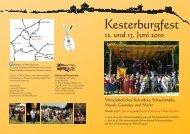 P - Kesterburgfest