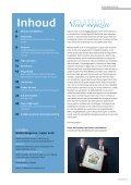 Nieuw magazine - Mathot - Page 3