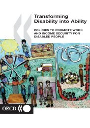 Transforming Disability into Ability