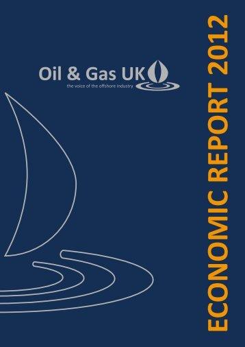 2012 economic report - Oil & Gas UK