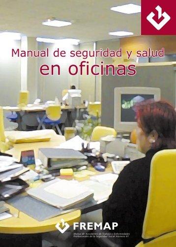 Manual de Seguridad y Salud en Oficinas - ictp