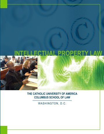 our brochure - Columbus School of Law