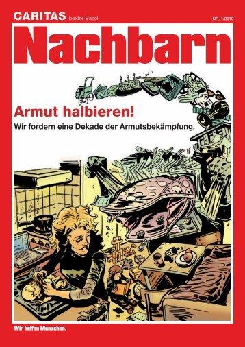 """Magazin """"Nachbarn"""" - Armut halbieren"""