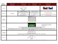 Version June 2013 - New Holland PLM Portal