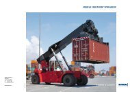 Mobile Equipment brochure - Bromma AB