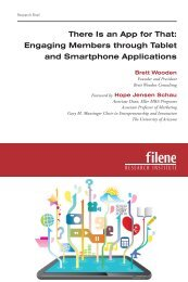 There Is an App for That - Filene Research Institute