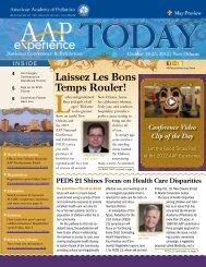 Laissez Les Bons Temps Rouler! - American Academy of Pediatrics ...