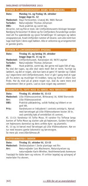 Naturguiden 2013 - Aalborg Kommune