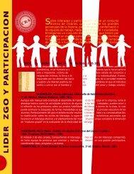 cra lider zgo y p articip acion - Sector Lenguaje y Comunicación