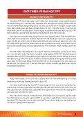 Hướng dẫn tuyển sinh 2009 - FPT - Page 3