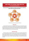 Hướng dẫn tuyển sinh 2009 - FPT - Page 5