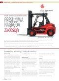 Wózki widłowe z silnikami Diesla Przyszłość rozpoczyna się ... - Linde - Page 4