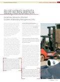 Wózki widłowe z silnikami Diesla Przyszłość rozpoczyna się ... - Linde - Page 7