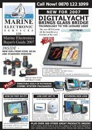 2007 - Marine Electronic Service Ltd